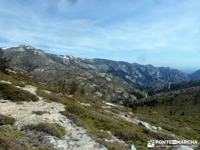 Maliciosa - Sierra de los Porrones [Serie Clásica] excursiones programadas grupo montaña